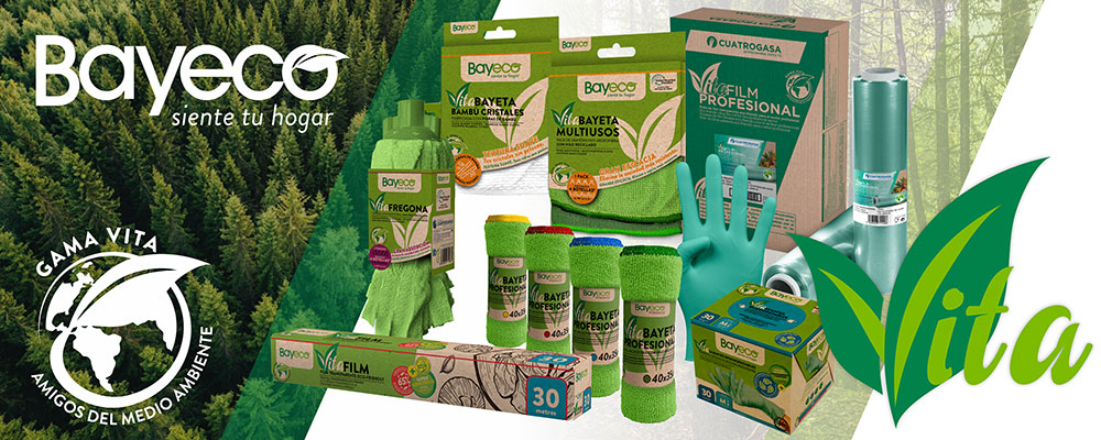 Llega Vita, La Gama Más Verde De Grupo Cuatrogasa